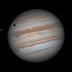Jupiter and Callisto - 2020-07-09 - 07:01 UTC,                                Jarrett Trezzo