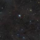 Perseus Molecular Cloud 6 panel,                                Richard Sweeney