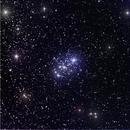 Messier 103 in Cassiopeia,                                andrealuna