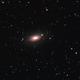 NGC 5055,                                Elay