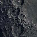 Craters Cyrillus and Theophilus  ,                                Bert Scheuneman