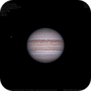 Jupiter and Europa,                                Massimiliano Vesc...