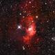 NGC 7635 Bubble Nebula & Open Cluster Messier 52,                                Gebhard Maurer