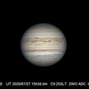 Jupiter & 2 Moons,                                Mason Chen