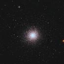 M13 - the famous Hercules Globular Cluster,                                Arnaud Peel