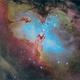 Pillars of Creation, M16- The Eagle Nebula,                                Randal Healey