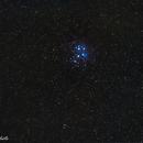 M45 Les pléiades ,                                olivier06