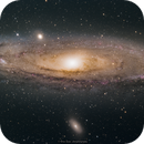 M31 - The Great Andromeda Galaxy,                                Drew Evans