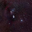 Orion and Barnard's Loop,                                Ray Heinle