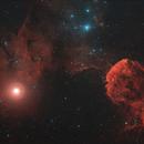 IC 443 (Jellyfish Nebula) Dati Poss ii ,                                Gianluca Belgrado