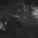 Eta Carinae and Running Chicken,                                Laurent Fournet