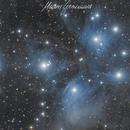 Messier 45,                                Maicon Germiniani