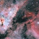 Eta Carinae Nebula ,                                Astrofish67
