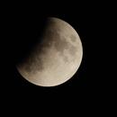 Partial Lunar Eclipse (animated),                                Mat