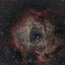 The Rosette Nebula NGC2244,                                LittleBlueBug