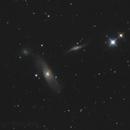 Arp 286 (NGC 5566, 5560, and 5569),                                Madratter