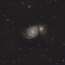 M51 The Whirlpool Galaxy,                                scott1244
