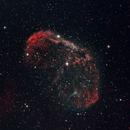 NGC 6888 Crescent Nebula,                                Brett Creider