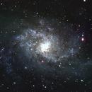 M33 Triangulum Galaxy,                                Eric Stewart