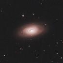 Blackeye Galaxy,                                allanv28