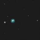 Eskimo Nebula,                                subanday