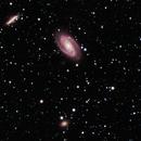 M81 and M82,                                MGralike