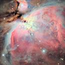 M42 Orion nebula,                                Joe Hua