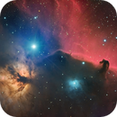 Horsehead and Flame,                                David Frost