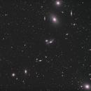 M84 Markarian Chain,                                Mark Minor
