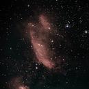 IC 4628 Prawn Nebula  08-04-2021,                                Wagner