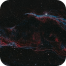 NGC6960 - The Veil Nebula,                                Bjoern Schmitt