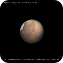 Mars,                                MAILLARD