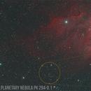 Planetary Nebula PK 294-0.1,                                Paul Hancock