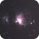 The Orion Nebula M42,                                bpd