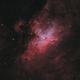 M 16 Ha RGB,                                echosud