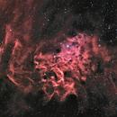 IC 405 Flaming Star Nebula,                                Juan B. Torre Valle