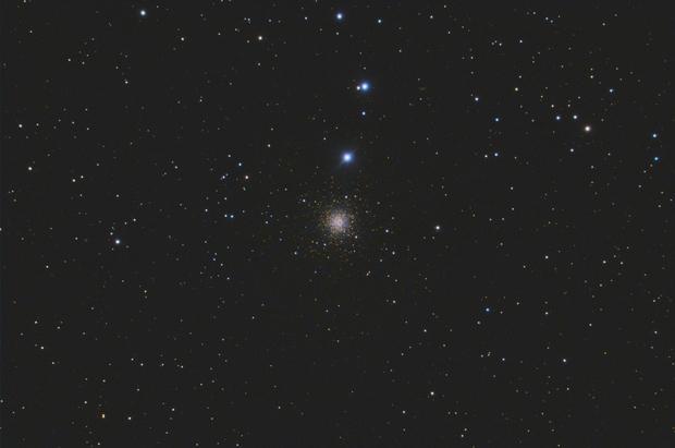 NGC 2419: Intergalactic Wanderer,                                Andrew Burwell