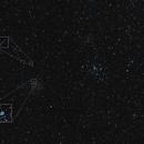 M46 - M47 in LRGB,                                equinoxx