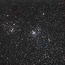 Double Cluster   NGC869 & NGC884,                                lfhenry