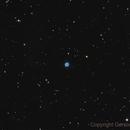 NGC 3242 - full frame,                                Gerson Pinto