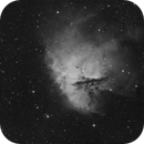 NGC 281, the Pacman nebula,                                Alexander Sorokin