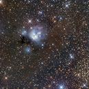 NGC7129,                                tuunari