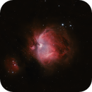 M42-The Orion nebula,                                gibran85