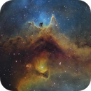 IC 1871 - Inside the Soul Nebula,                                Victor Van Puyenbroeck