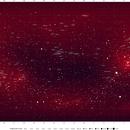 AstroBin's heatmap of the sky (zoom to full resolution!),                                Salvatore Iovene