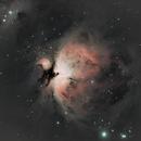 Great Orion Nebula,                                Brent Jaffa