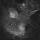 IC405 & IC410 Ha,                                Sergiy_Vakulenko