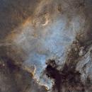 NGC7000 & IC5070 Nebulae,                                John Bozeman