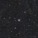NGC6060 and SH2-73 region approaching in UHC,                                Stefano Zamblera