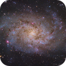 M33 - Triangulum Galaxy,                                Tyler Jackson Welch
